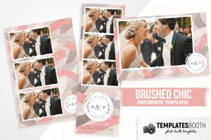 Brushed Chic Photo Booth Template