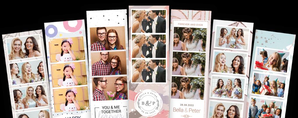 Premium Photo Booth Templates