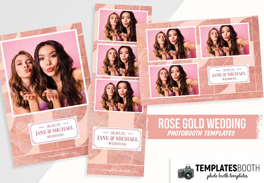 rose-gold-photo-booth-template