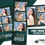 Free Prom Night Photo Booth Template