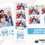 Bar Mitzvah Photo Booth Template
