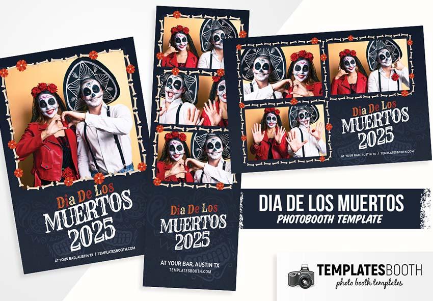 dia-de-los-muertos-photo-booth-template