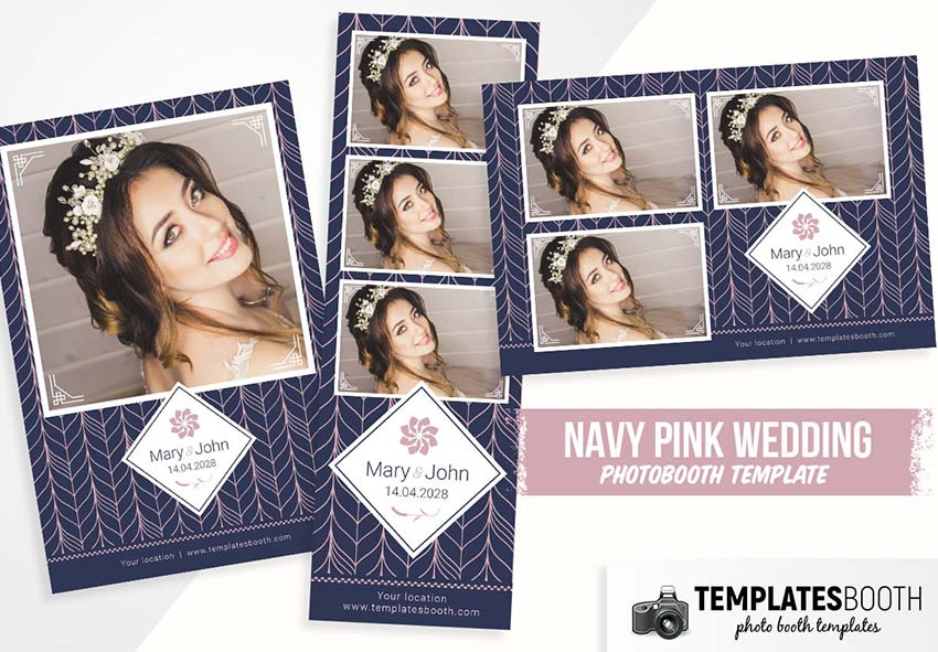 navy-pink-wedding-photo-booth-template